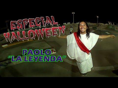 """Paolo """"La Leyenda"""" - Especial Halloween 2018"""