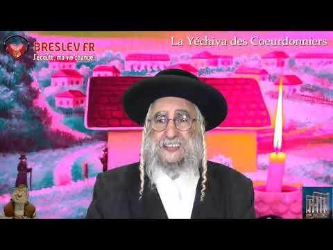 Les Contes de Rabbi Nahman: La Princesse disparue cours 44 (03/08/20)