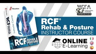 Functional Training for Sports Rehabilitation and Health