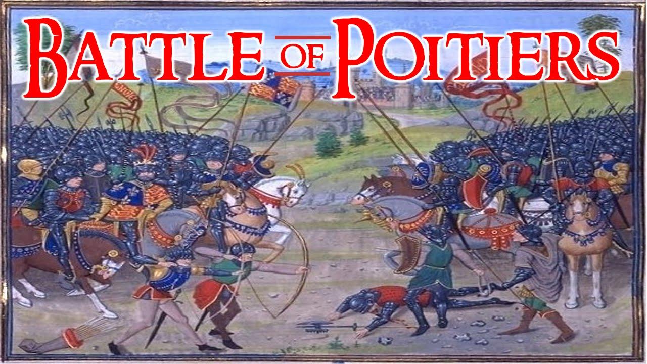 """Képtalálat a következőre: """"battle of poitiers"""""""
