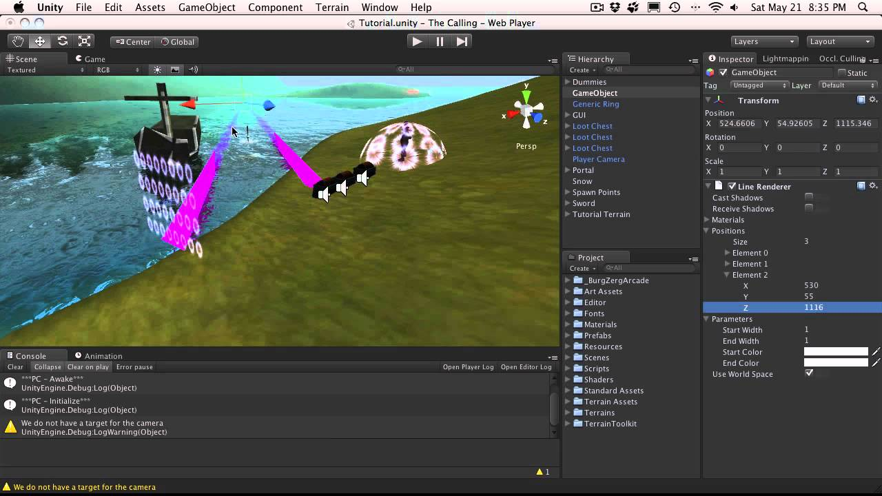 Unity Drawing Lines In Game download free software