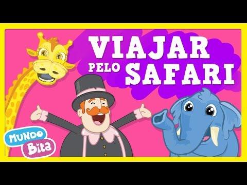 Mundo Bita - Viajar pelo Safari [ clipe infantil ]
