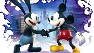 Disney Epic Mickey 2 : The Power of Two PC VER GAMEPLAY
