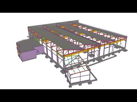 Tekla BIM Awards France 2020 : DEMY SAS -  MECA 53
