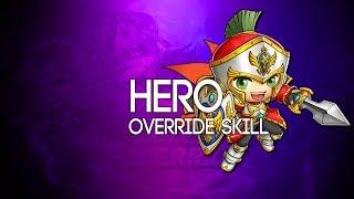 [Reboot] Hero OVERRIDE 5th Job Skill Showcase