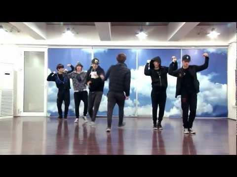 Exo-K History dance 100% speed mirror