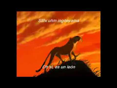 Circle of Life Zulu - intro - YouTube - photo#6