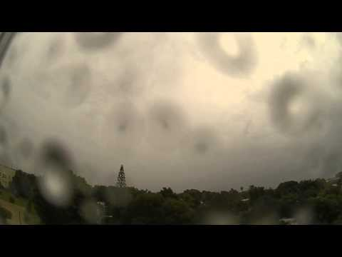 All Day Long Rainy Time Lapse 10-22-2014