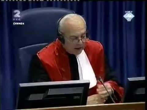 Војислав Шешељ - Сведок (Т) ВС 1012 03/03