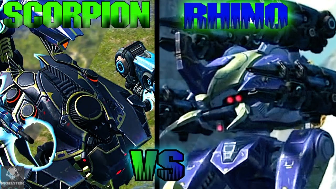 Scorpion VS Rhino Leech   Which Is The Best Robot In The Game? - The Top Brawling Machines   WR