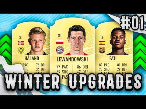 Fifa 20 Diese Winter Upgrades Kommen Winter Upgrades 1 Youtube