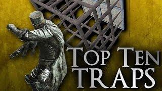 Dark Souls 2 - Top Ten Best Traps! (14)