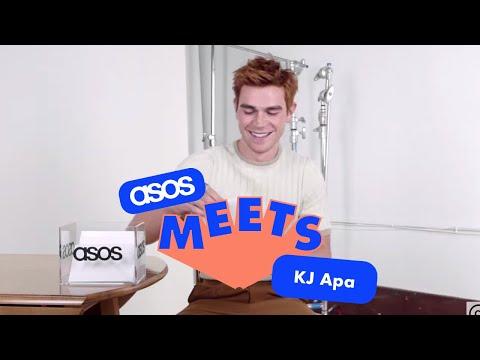 KJ Apa Reads Fan Tweets | ASOS Magazine