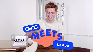 KJ Apa Reads Fan Tweets | ASOS Magazine