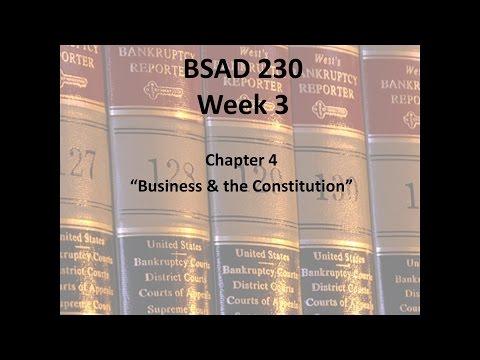 Crowder College - BSAD 230 - Larry Nichols - Week 3