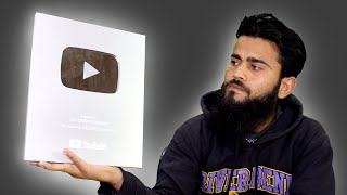 YouTube Shocked me  | YouTube Sent me | The Silver Play Button - OS-OnlineSolution
