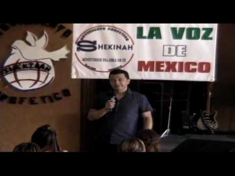 Shekinah La voz de Mexico - Como mejorar tu economia con la Palabra de Dios