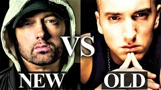 Old EMINEM Vs. New EMINEM [Style Comparison]