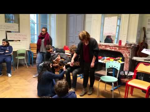 Stage BAFA appro Musiques actuelles VMSF - Eveil matinale