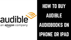 How to Buy Audible Books on iPhone or iPad
