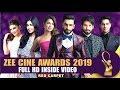Zee Cine Awards 2019 HD Video l Zee Cine Awards Full Video l Uncut Video l Latest Bollywood Video