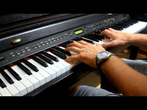 John Lennon - Paul McCartney - Yesterday - with Kenny G Intro - Piano Solo - Revisited - HD
