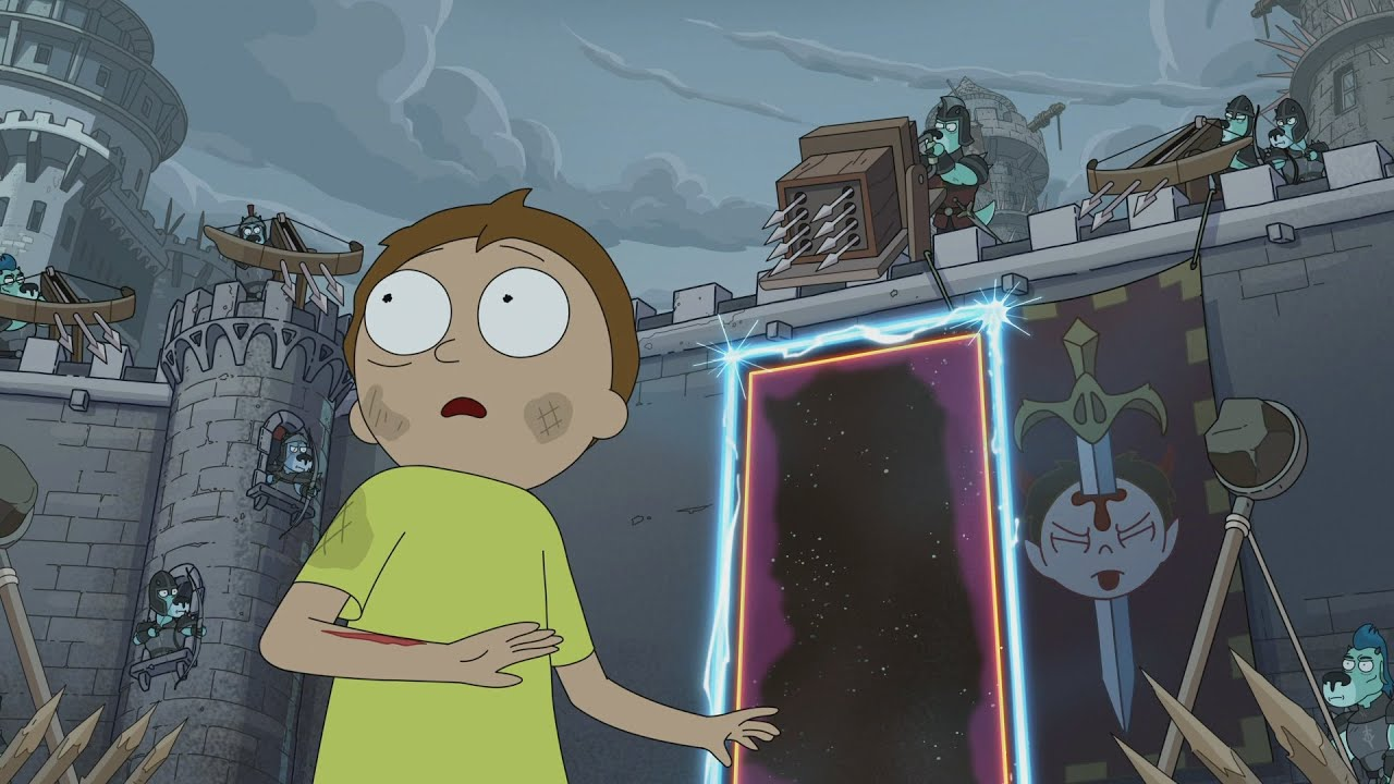 Download Morty Destroy Narnia Rick and Morty Season5 Episode 1