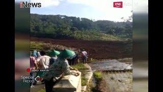 [Video Amatir] Longsor Brebes Timbun Petani di Sawah, 11 Orang Hilang - Special Report 22/02