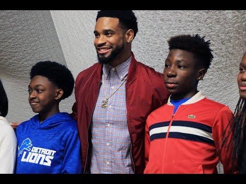 Detroit Lions Darius Slay On Detroit's Determination