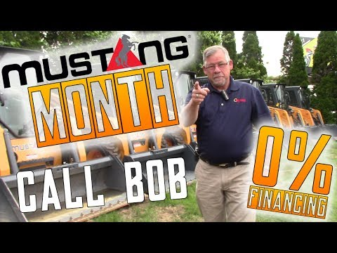 Looking To Upgrade Your Skid Steer? 📅 It's Mustang Month! | Modern Equipment & Supply
