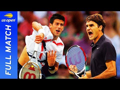 Roger Federer vs Novak Djokovic Full Match | 2007 US Open Final