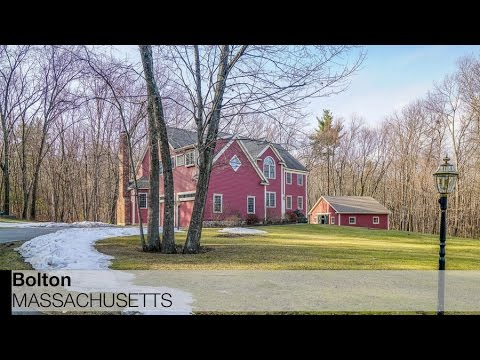 Video of 23 Harris Farm Road | Bolton MA real estate & homes by Maureen Harmonay