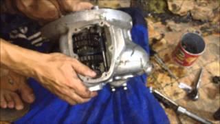 К 750 не работает кик стартер ремонт каробки(, 2014-07-25T15:58:36.000Z)