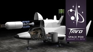 Spaceplanes.... FOR SCIENCE!!!! - Space Pod 08/11/15