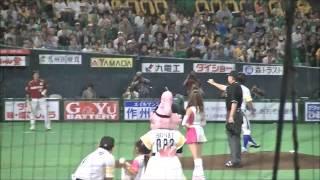 2016年5月9日(日) ヤフオクドーム 3対1でホークス6連勝 楽天4連...