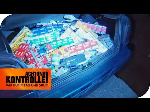 Dumme Diebe: Einbrecher parken das Tatfahrzeug direkt vor der Tür | Achtung Kontrolle | kabel eins