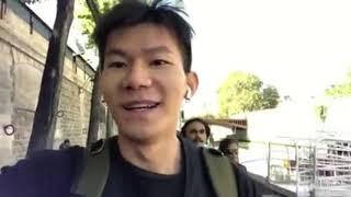 Vlog 08 king di hen ho