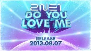 Gambar cover 2NE1 - 'DO YOU LOVE ME' M/V Episode#1
