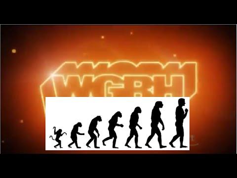 Logo Evolution: WGBH Boston (1955-present)