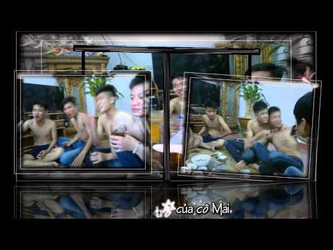 Ứng Hòa B video kỉ niêm của lớp 12a3 khóa 2012-2015