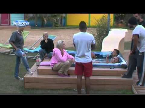 Florian Wess Bei Big Brother Tag 5 28052011 Youtube