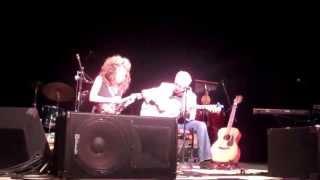 """Kansas City Blues"" Paul Rishell & Annie Raines June 8, 2013 at State Street Blues Stroll"
