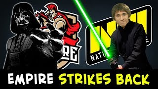 Video NaVi vs Empire — CIS wars: Empire strikes back download MP3, 3GP, MP4, WEBM, AVI, FLV September 2017