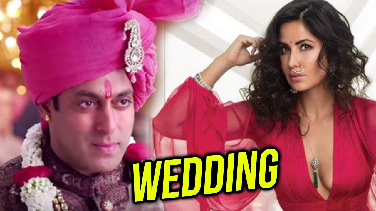 Salman Khan Katrina Kaif Getting Married, Katrina Kaif Love Reaction - Youtube-3121
