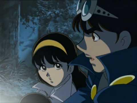 Android Kikaider 01 (OVA) ep. 1 (p1. 2) english dub