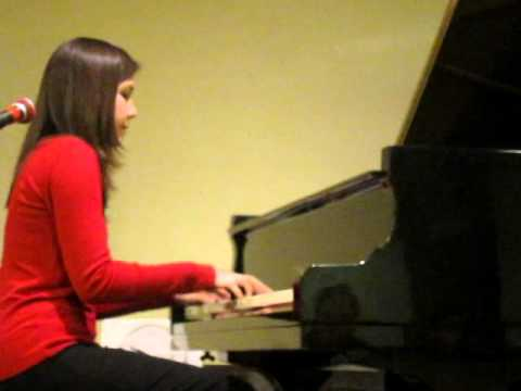 """St. Louis Blues"" Stephanie Trick Performing"
