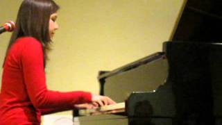 'St. Louis Blues' Stephanie Trick Performing