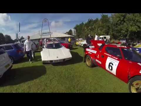 Castle Combe  S Race Car Crashes