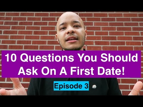 3 dating questions