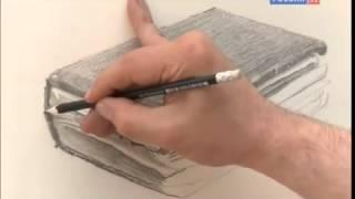 Андрияка С Н  Уроки рисования 4  Книга mp4